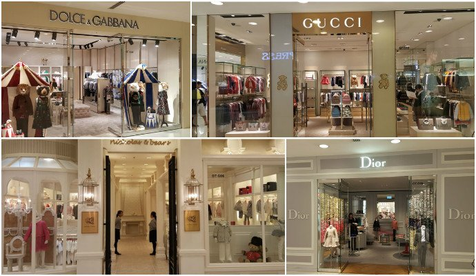 ac8345bb2499 Hop into a junior luxury retail haven at Harbour City Hong Kong