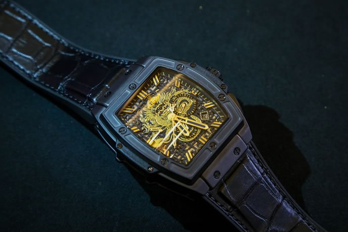 Hublot Spirit of Big Bang Bruce Lee Limited Edition watch celebrates diamond jubilee of the legend -