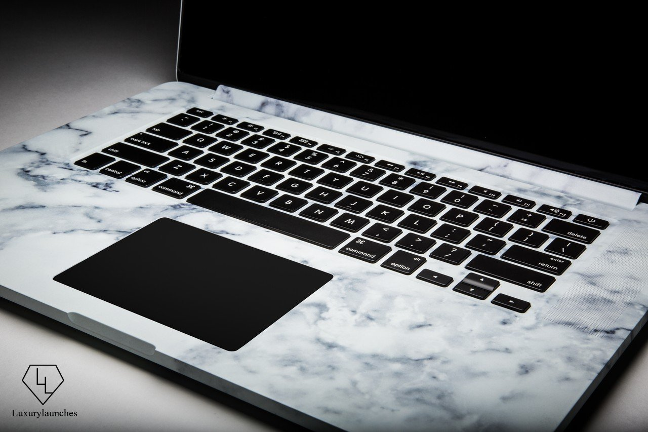 Artsy And Ultra Exclusive The 7500 Macbook Pro Marble