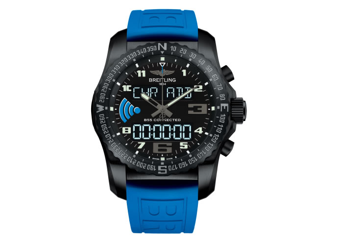 Breitling Exospace to be company's first smartwatch, will ...
