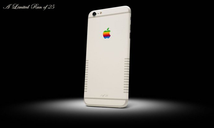 iPhone 6s retro