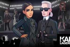 kim-kardashian-wearing-karl-lagerfeld-outfit 1