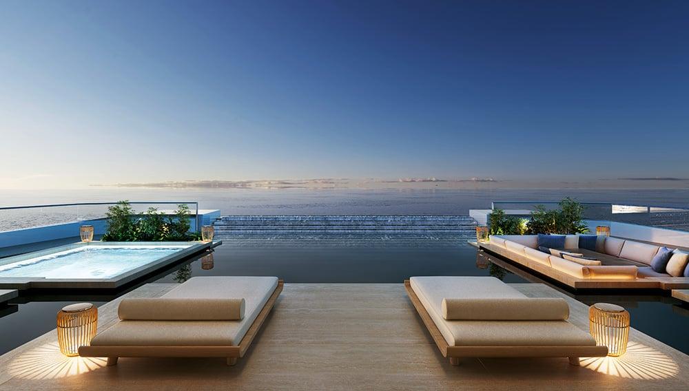 symmetry 590 feet super yacht spans fulfills fantasy of an. Black Bedroom Furniture Sets. Home Design Ideas