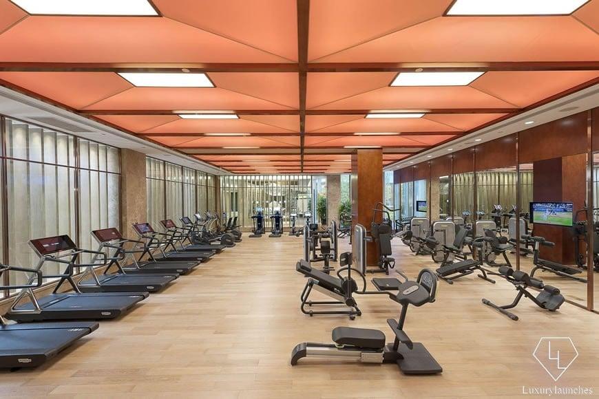 Shanghai-luxury-spa-gymnasium