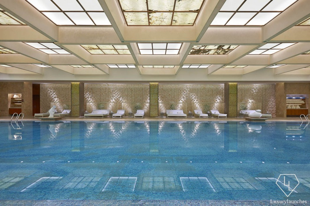 shanghai luxury spa pool