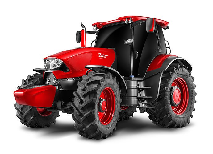 Pininfarina Designs The Lamborghini Of Tractors