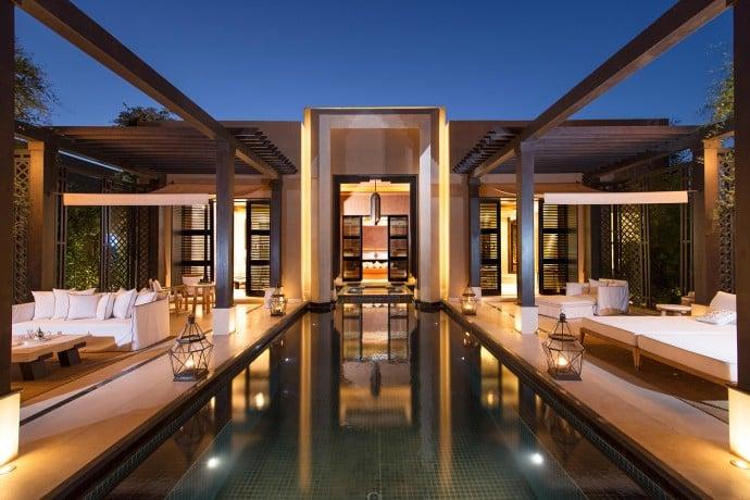 1.Mandarin Oriental – Marrakech