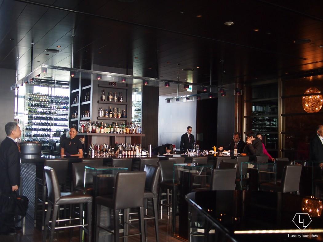 Mandarin Bar.