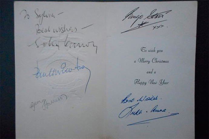 Beatles_XmasCard 8