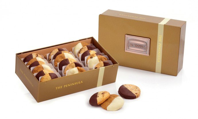 Hand-dipped Chocolate Cookies 手工朱古力曲奇 - HK$ 420