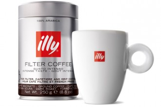 Illy+Dark+Roast+with+tall+mug
