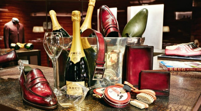 LVMH-The-creative-Berluti-and-Krug-collaboration-create-unique-pairing-of-shoemaking-savoir-faire-and-prestige-Champagne-1