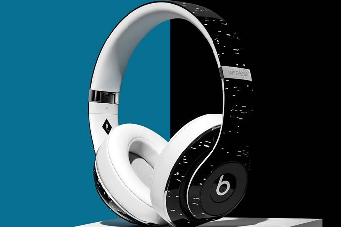 Pigalle x Beats by Dre headphones are all about wireless