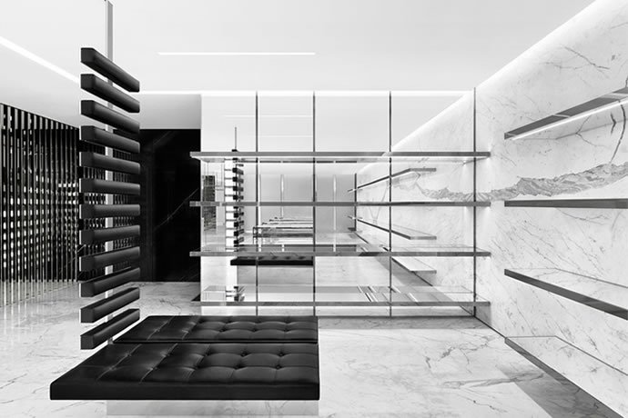 Saint Laurent S New Japanese Store Is Their Largest Retail