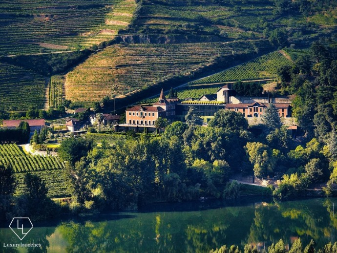 Six Senses Douro Valley view from the west
