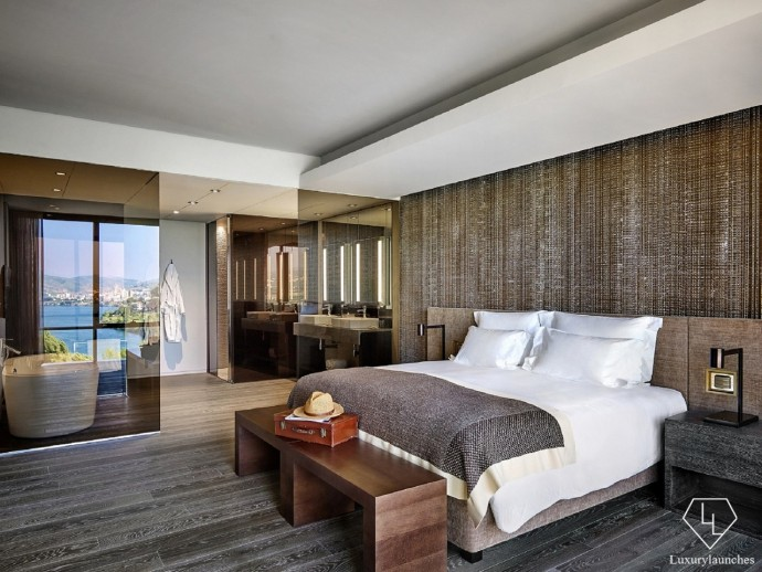 Six Senses Douro Valley_Quinta Panorama Suite bedroom 2