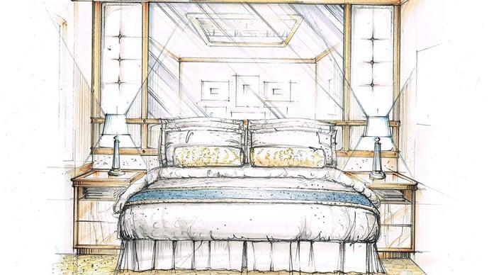 Bedroom Interior Design Hong Kong