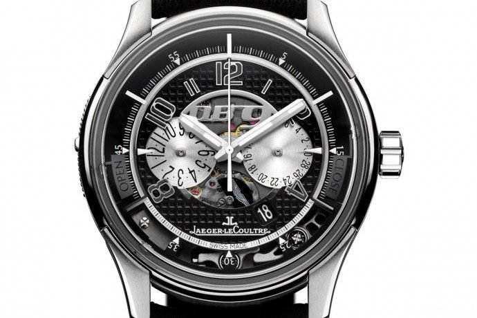 The Jaeger-LeCoultre Amvox2 wristwatch that unlocks the Aston Martin DB9