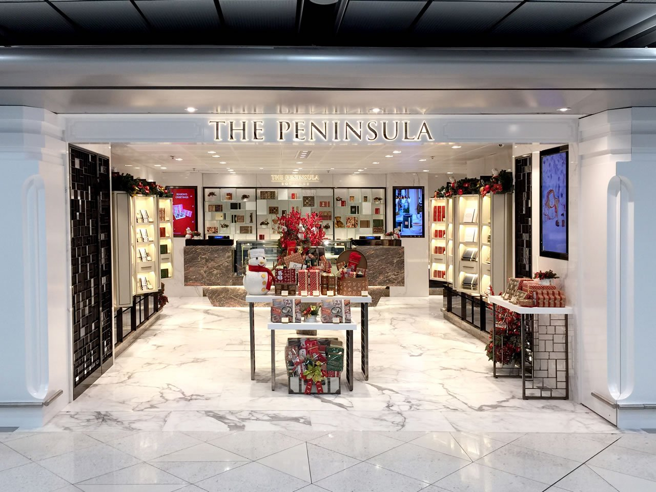 Peninsula Hotels Open Their First Airport Boutique At The