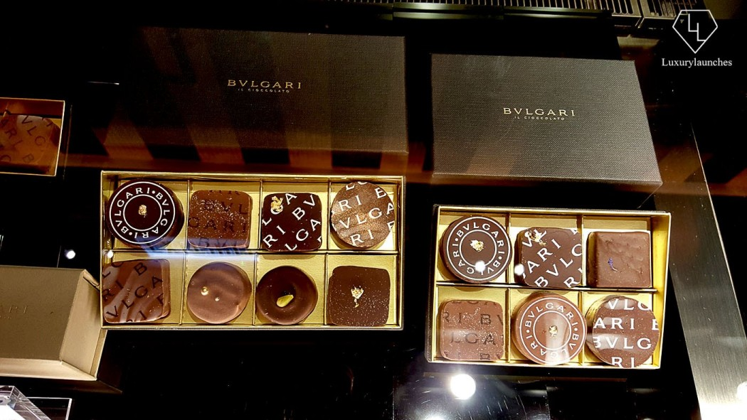 Who knew the renowned jeweler also made chocolates. And yes, they are very good.
