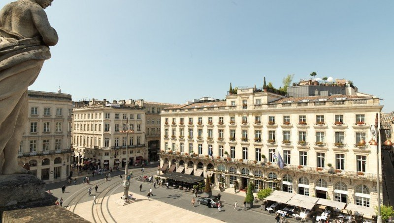 The New Intercontinental Bordeaux Opens Doors In A 18th