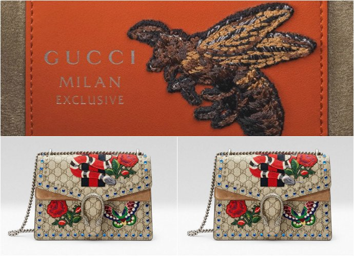 a4b312f8b85b Gucci will launch a collection of Dionysus bags inspired by cities around  the world