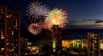 most expensive place to spend this New Year