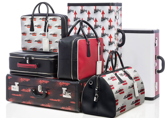 Planning a vacation soon? Score some chic and personalized luggage ...
