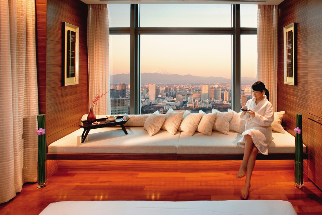 Tokyo spa serenity suite