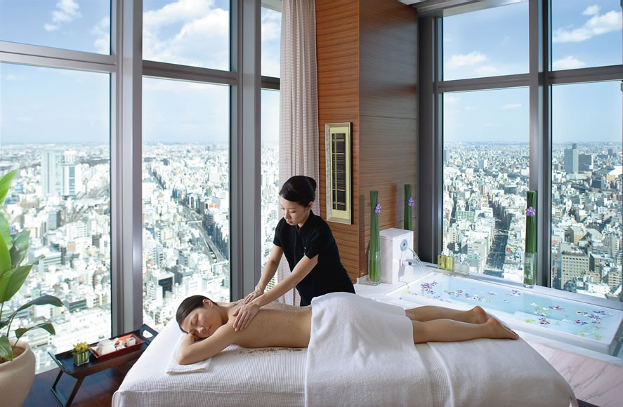 Tokyo Spa Tranquility Suite
