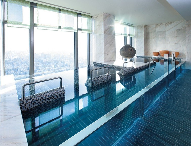 Tokyo Spa Vitality Pool