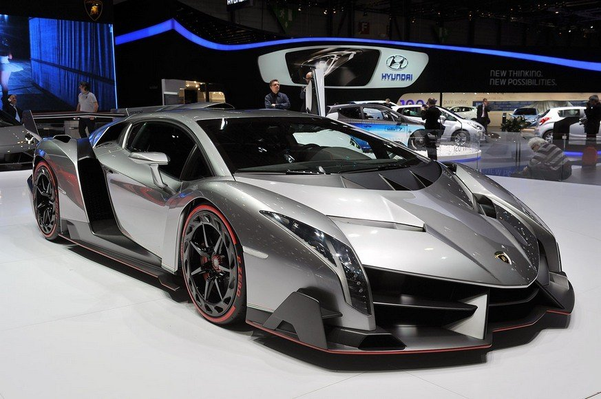 Upcoming Limited Edition Lamborghini Centenario Sold Out Even Before