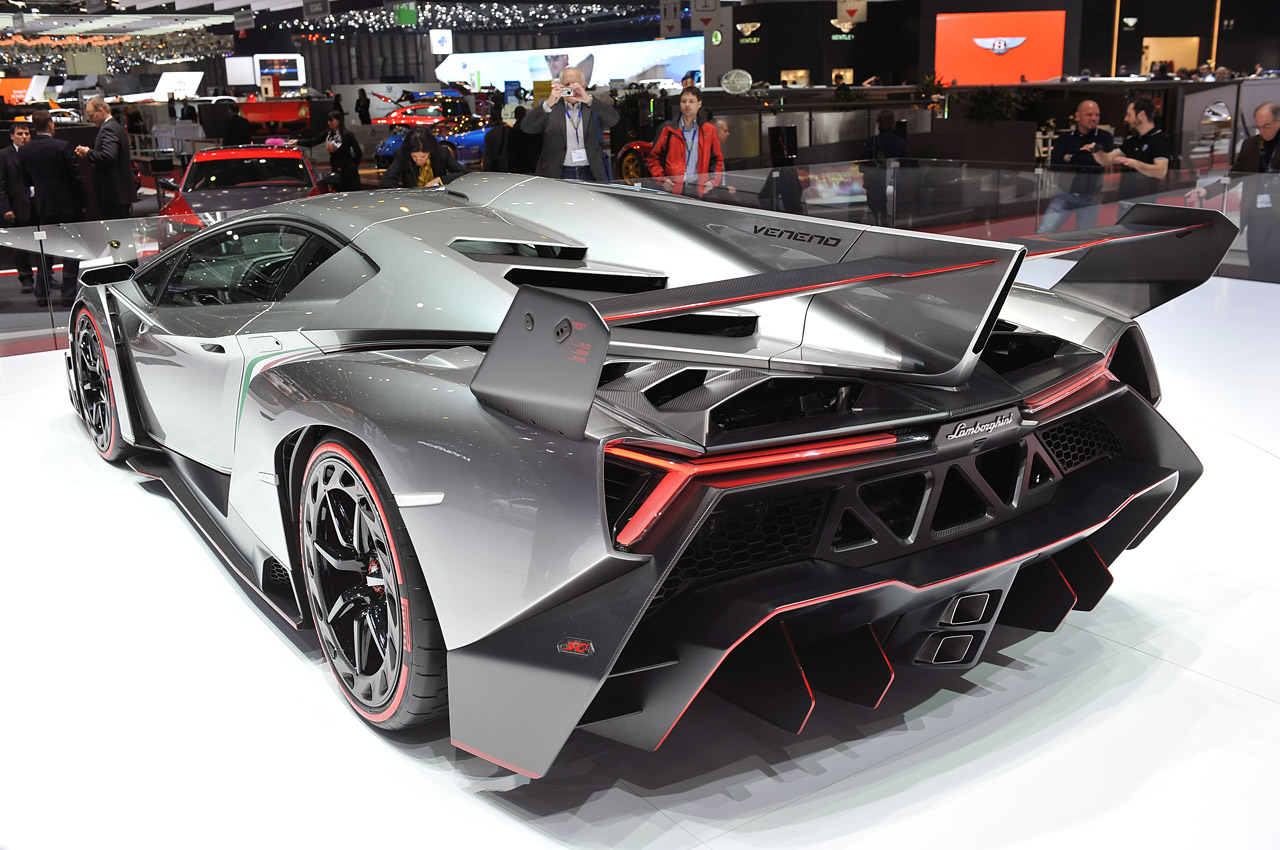 Upcoming Limited Edition Lamborghini Centenario Sold Out
