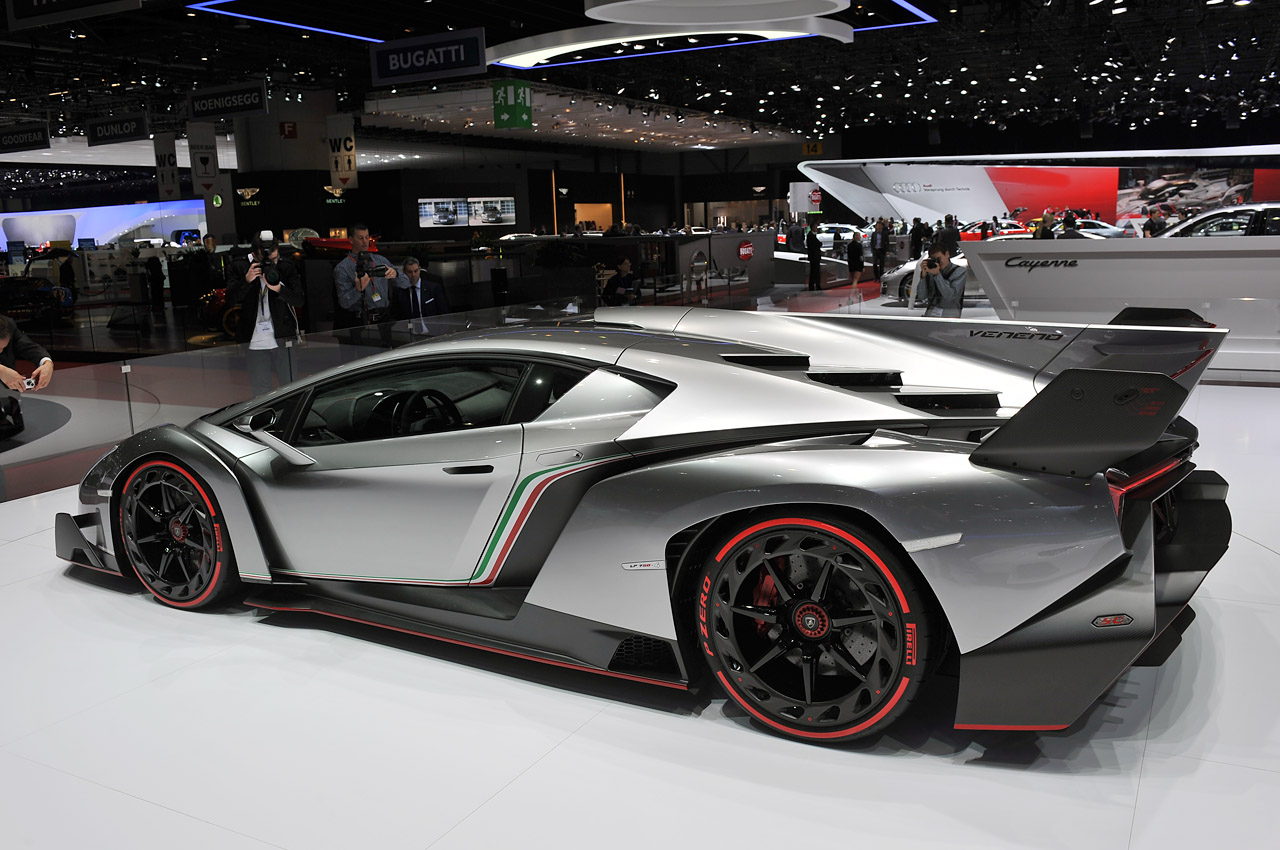 Upcoming limited edition Lamborghini Centenario sold out ...