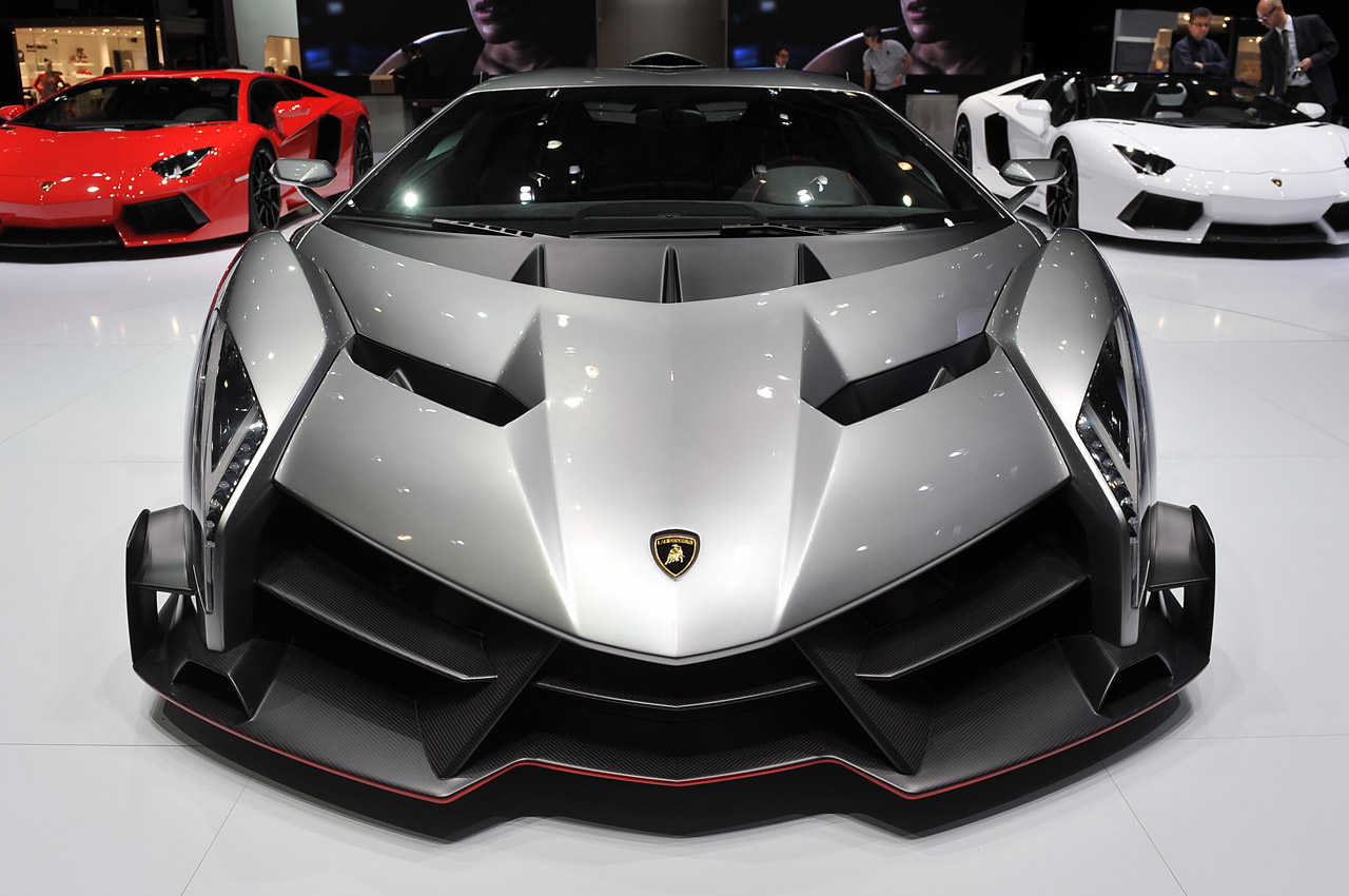 Upcoming Limited Edition Lamborghini Centenario Sold Out Even Before Its Debut