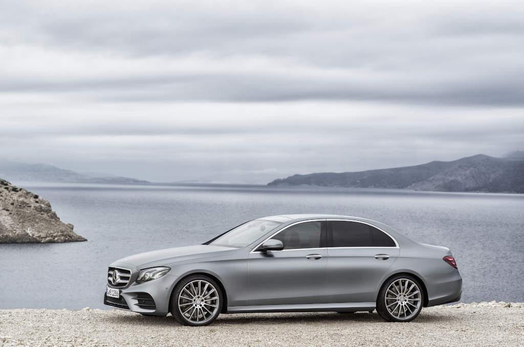 Mercedes Benz E Kle Limousine W 213 2016mercedes Cl