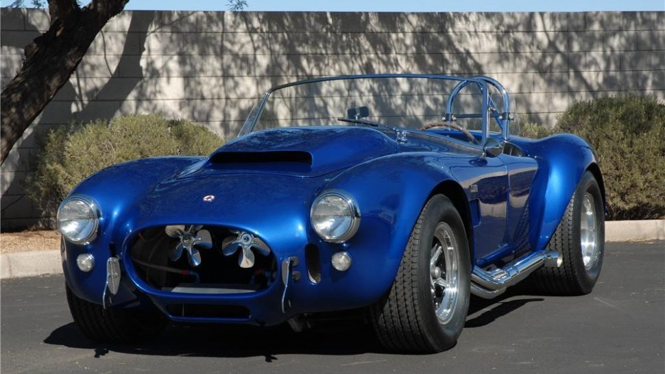 Top 5 Cars ever sold at Barrett Jackson Collector Car ...