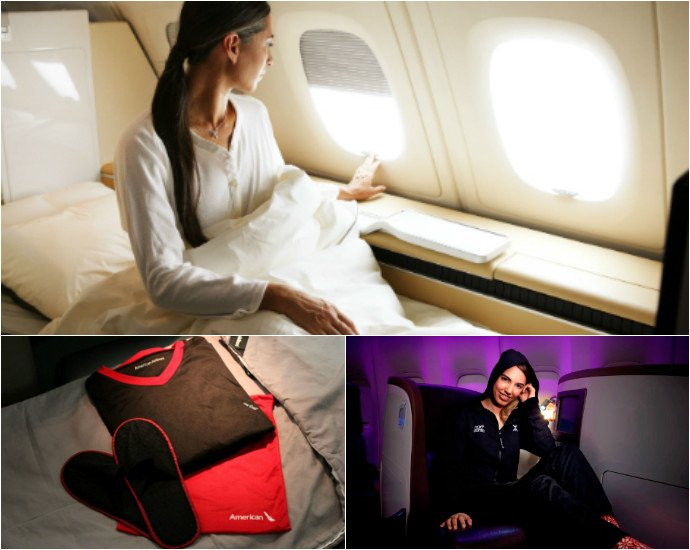 d0d4ea688cff 10 of the most comfortable sleep wear airlines offers to premium passengers