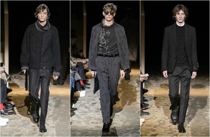 Ermenegildo Zegna Couture Show-Milan  (2)