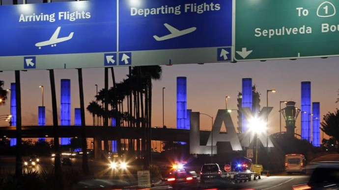 LAX airport (2)