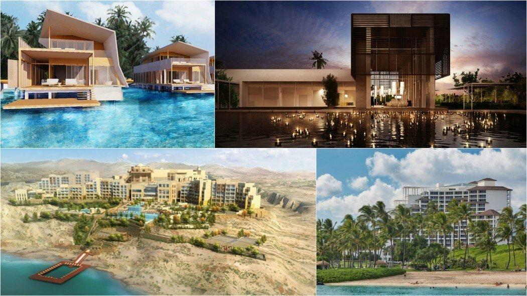The 8 most anticipated luxury resorts opening in 2016 for Luxury resorts