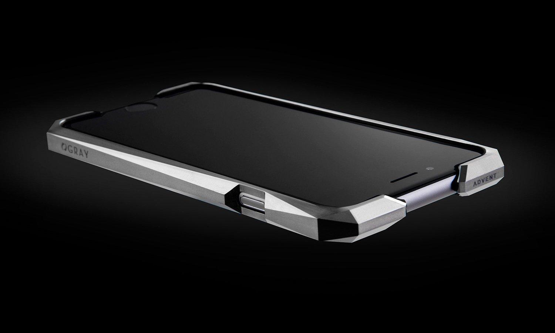 Iphone  Titanium Bumper