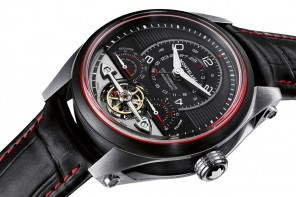 Montblanc TimeWalker ExoTourbillon Minute Chronograph 1