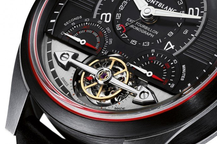 Montblanc TimeWalker ExoTourbillon Minute Chronograph 3