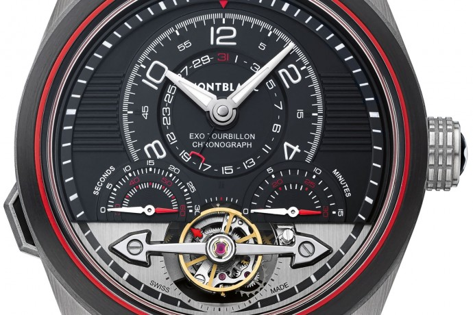 Montblanc TimeWalker ExoTourbillon Minute Chronograph 4