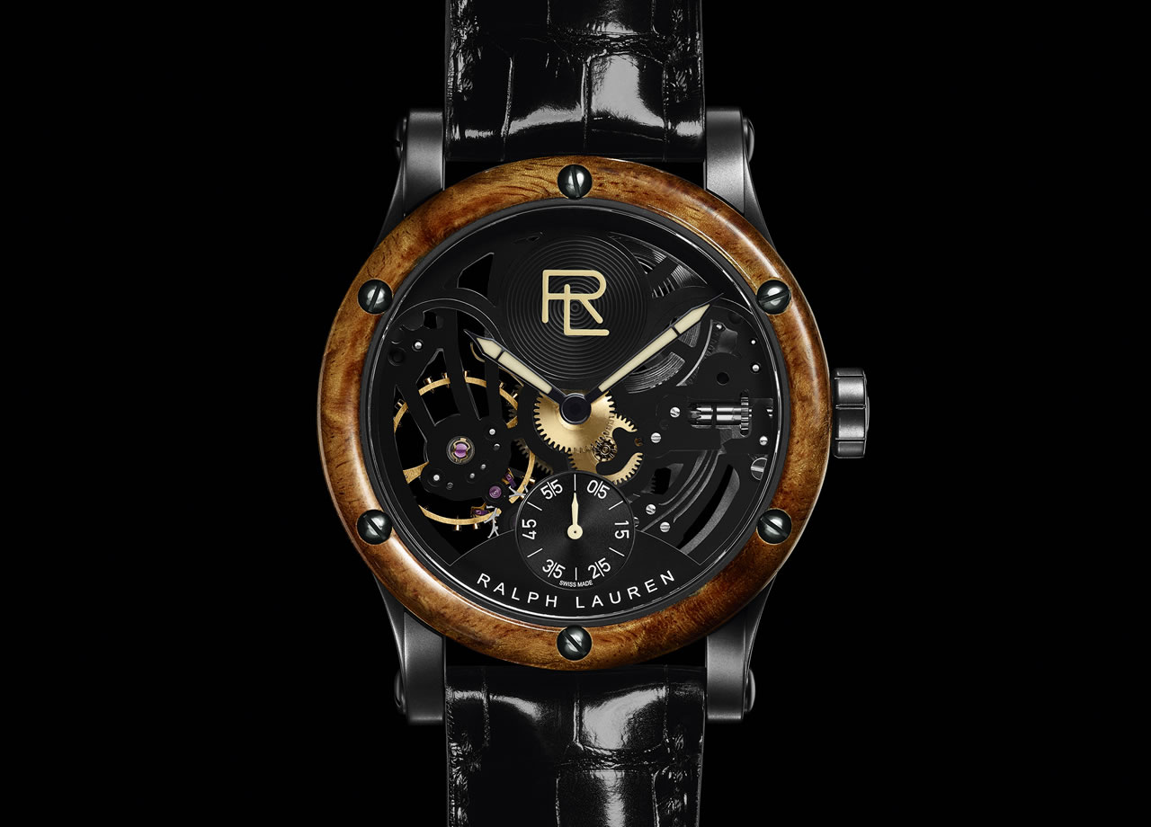 A Peek at the New Ralph Lauren RL Automotive Timepiece Collection -
