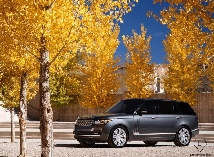 Range Rover and Abercrombie & Kent Most Luxurious Road Trip  (1)