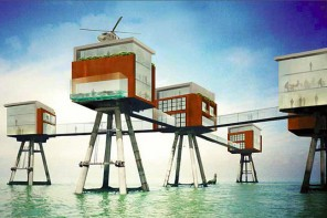 Second World War sea forts 1