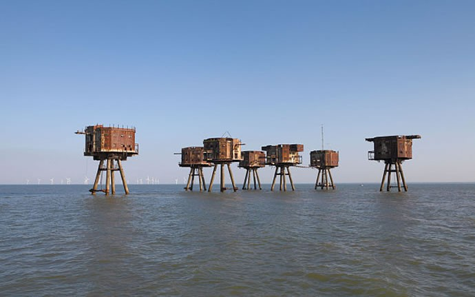 Second World War sea forts 2