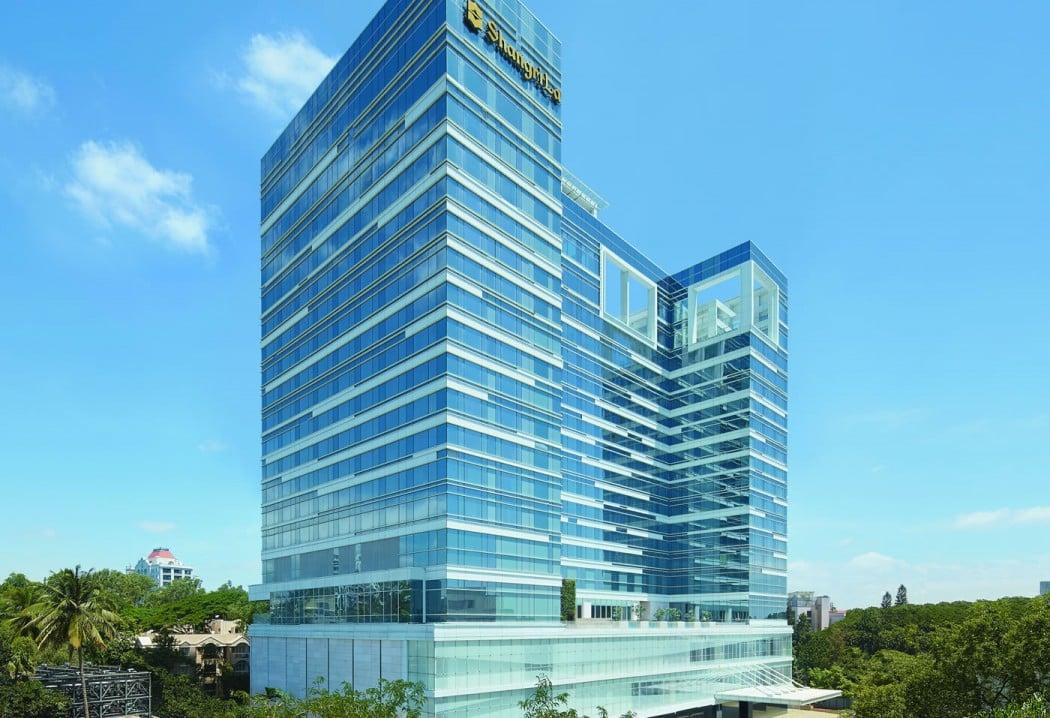 Shangri La Hotel Bengaluru Review